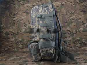 Large Module-System Multifunctional Urban Popular Military Tactical Water-Proof European Multicam Tactical Hiking Shoulder Camping Backpack pictures & photos