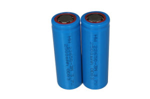Rechargeable18650 3.2V 1100mAh LiFePO4 Battery Cell pictures & photos