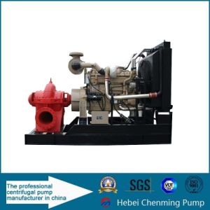 S Horizontal High Pressure Series Double-Suction Booster Pump