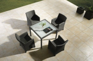 Popular Design Cheap Price Hotel Furniture Garden Chair & Table Set (YTD020-1) pictures & photos