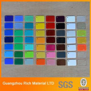 China Clear & Color Cast Acrylic Board Plastic PMMA Plexiglass ...