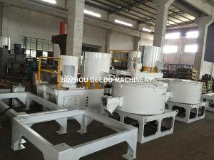 High Speed Plastic Mixing Machine Unit pictures & photos