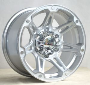 Alloy Wheel Aftermarket Wheel Newly Designed