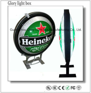Outside Vacuum Form LED Advertising Sign Board pictures & photos