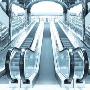 Vvvf Drive Outdoor Escalator Price for Public Transport
