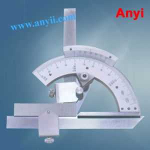 Universal Bevel Protractors Angle Measure Instrument pictures & photos