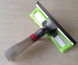 New Type Spray Window Washer & Squeegee Wiper Set pictures & photos