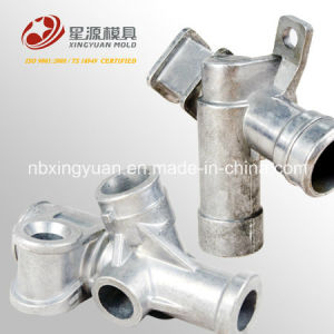 Chinese Exporting Top Quality Reliable Reputation Selected Material Aluminiumautomotive Die Casting-Steering Wheel Housing pictures & photos