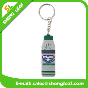 Custom 3D Specialty PVC Rubber Key Chains (SLF-KC026)