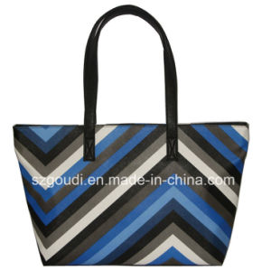 PVC Cheap Travel Shopping Handbag