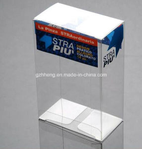 Custom Clear Box for Product Packaging (PP 012) pictures & photos