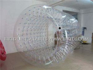 Fun Floating Inflatable Aqua Roller for Water Use, Human Hamster Roller Inflatable Ball pictures & photos