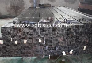 Square Black Annealed Steel Pipe pictures & photos