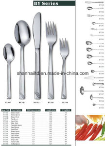 Stainless Steel Flatware Set by pictures & photos
