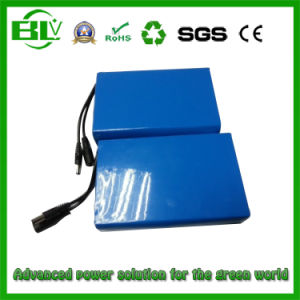 12V 60ah 600W Li-ion Battery Solar Power System pictures & photos