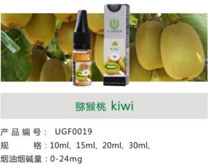 Top Grade Kiwi E-Liquid E-Juice Eliquid for All E-Smoking Devices pictures & photos
