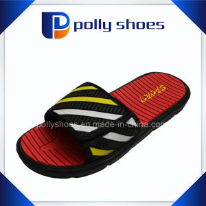 Mens Flip Flop Slippers Bathroom Waterproof Beach Holiday Summer Mules pictures & photos