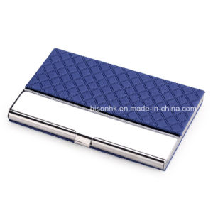 Leather Business Card Holder for Business Gift