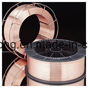 Aws A5.18 CO2 Material Welding-Wire with Ce and ISO