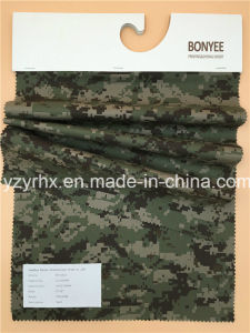 Finished Fabric 100% Cotton Camouflage Twill Printed pictures & photos