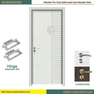 PVC Panel Door MDF Interior Door Garage Door