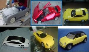 Professional Car Rapid Prototype pictures & photos
