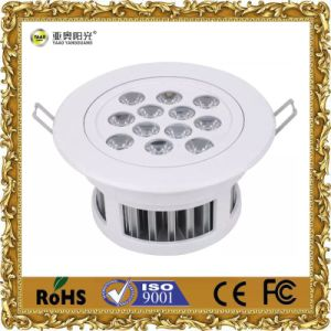 18W Aluminium LED Ceiling Light (ZK23-JM--18W)