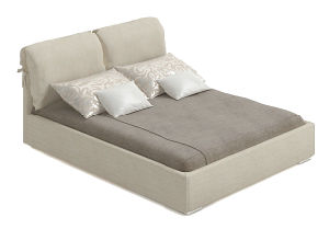 Fabric or Leather Bed with Modern Design pictures & photos
