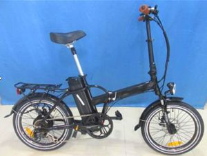 250W 36V Lithium Battery Disk Brake Style Foldable E-Bicycle (JSL039XD) pictures & photos