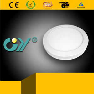 LED Ceiling Light, Round, 8W