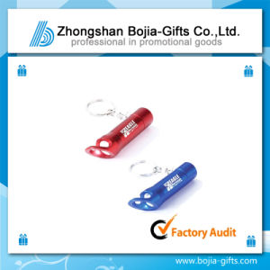 Promotional Gifts Bottle Opener with Keychain and Flashlight (BG-BD861)
