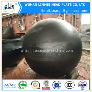 900*6mm Diameter Cold & Hot Forming Hemisphere Head for Fire Pits pictures & photos