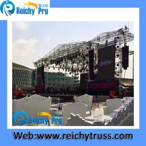 Outdoor Heavy Duty Aluminum Stage Stand Lighting Spigot Truss pictures & photos