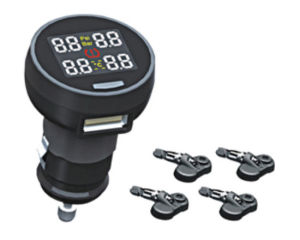 Internal TPMS for Trucks Tire Pressure Monitor pictures & photos