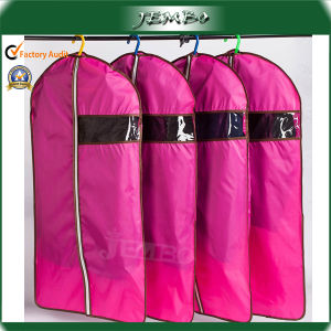 210d Oxford Cloth Fashion Popular Wetproof Suit Garment Cover pictures & photos