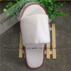 Disposable Hotel Slipper with SGS Approved Slippers pictures & photos