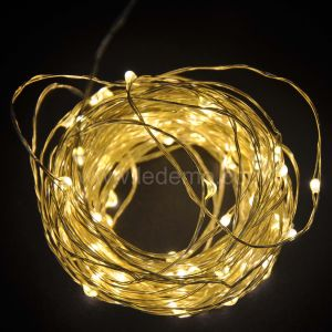 LED Mini Copper Wire String Light (LDSC-100WW)