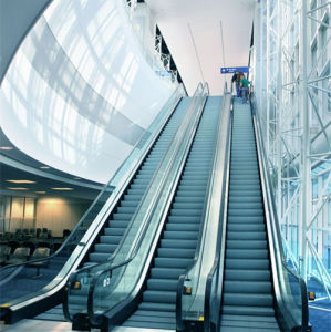 Escalator for Subways & Airports (VVVF Drive) 30/35 Degree
