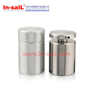Stainless Steel Advertisement Fixing Screws Glass Standoff pictures & photos