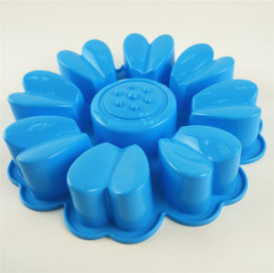 Silicone Flower Braid Shape Mold
