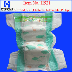 Soft and Breathable Baby Diapers pictures & photos