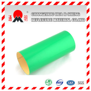 Acrylic Green Advertisement Grade Reflective Material (TM3200) pictures & photos