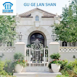 High Quality Crafted Wrought Single Iron Gate 004 pictures & photos