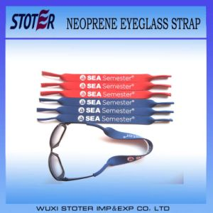 Customized Promotional Printed Neoprene Sunglasses Strap
