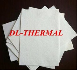 Refractory Ceramic Zirconia Fiber Paper Good Thermal Shock Resistance