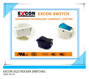 Excon Ss22 Rocker Switch for Power Socket