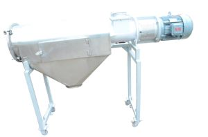 Vibrating Machine Rotary Sieve Type with Stainless Steel Material