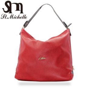 Red Fashion Cheap Hobo Handbags for Sale pictures & photos