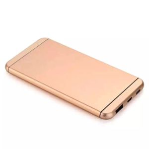 Hot Sale Metal for iPhone 6 Power Bank with Large Capacity