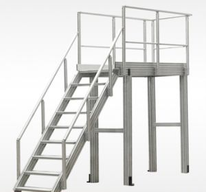 Steel Ladder Stair Tread